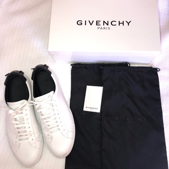 Givenchy Urban Street Low Knot Leather
